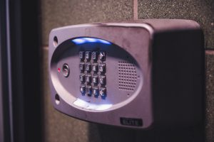 Alarmsysteem bedrijfspand